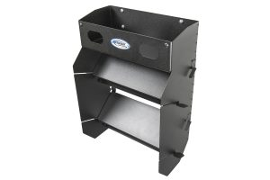 461 In The Ditch Garage Paper Towel Holder Double w Shelf ITD1765