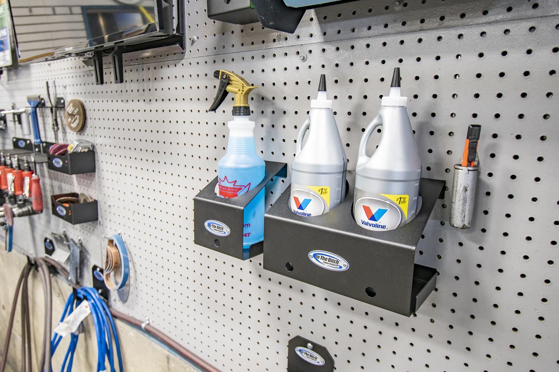 569 In The Ditch Garage Spray Bottles Gear Lube Mount 1 Bottle ITD1805