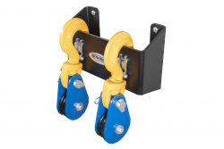 576 In The Ditch Garage Snatchblock Chain Holder 9in ITD1879