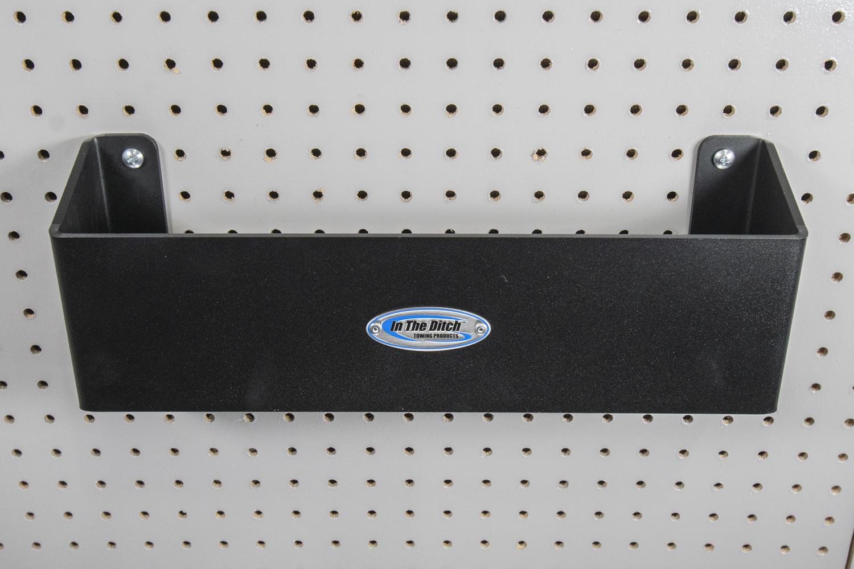 598 In The Ditch Garage Snatchblock Chain Holder 15in ITD1881